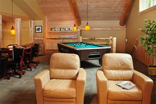 The Club Room at The Lodge